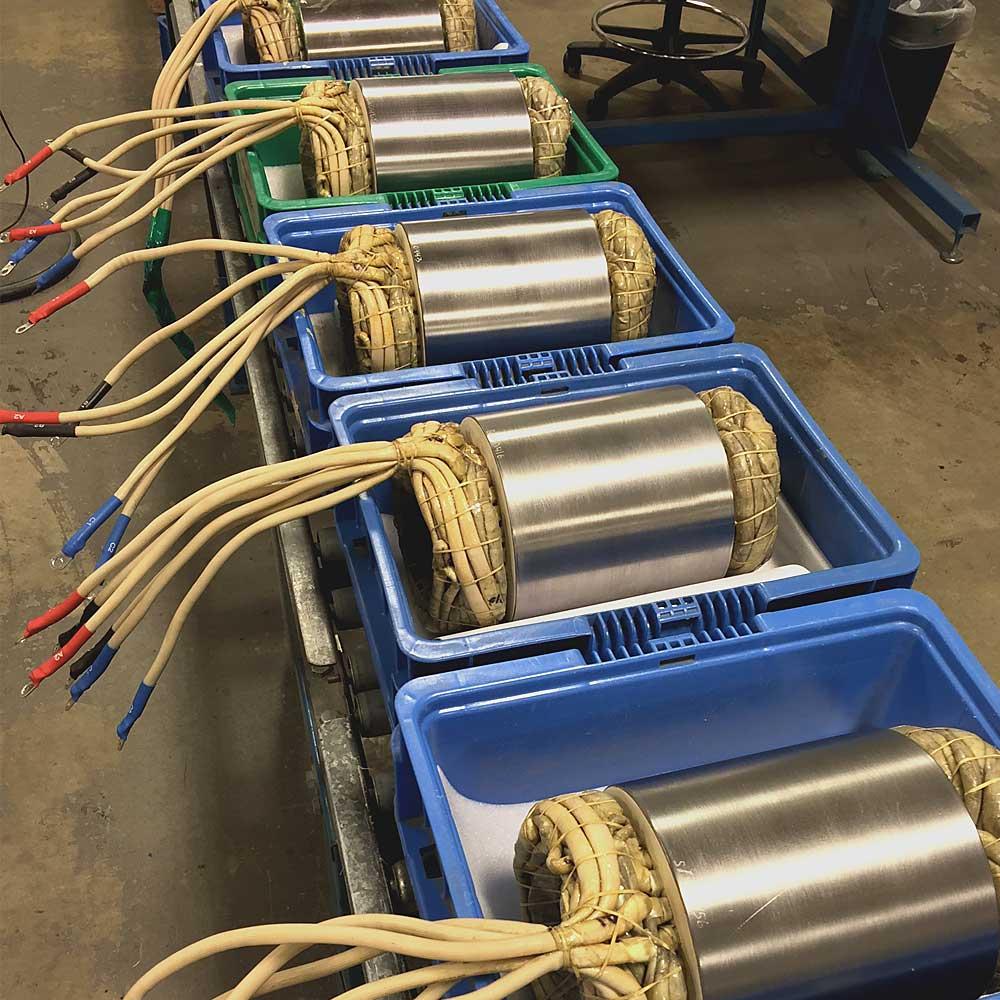 Windings Generators